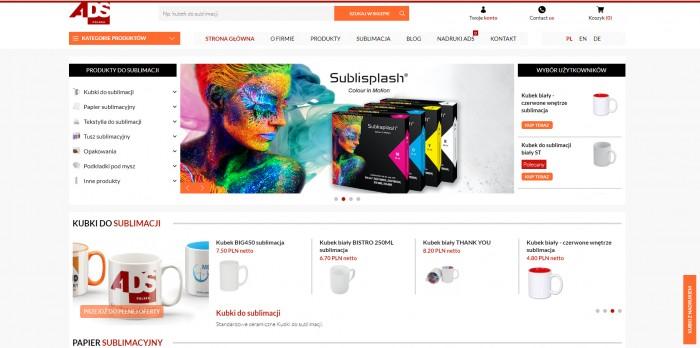 dosublimacji.pl - Änderungen und neue Möglichkeiten im dosublimacji.pl Store
