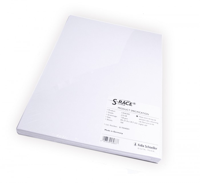 dosublimacji.pl - S-RACE® A4 J15120 Felix Schoeller Sublimationspapier