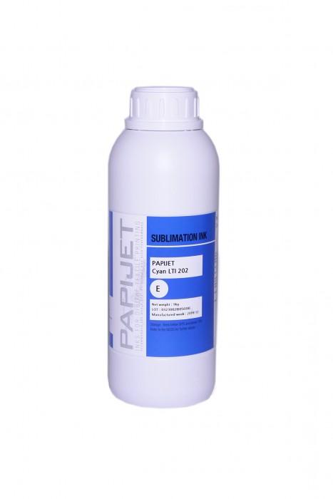 dosublimacji.pl -  Atrament sublimacyjny PAPIJET LTI 250 ml CMYK