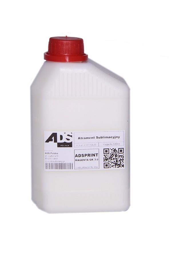dosublimacji.pl -  Atrament do sublimacji 500 ml CMYK